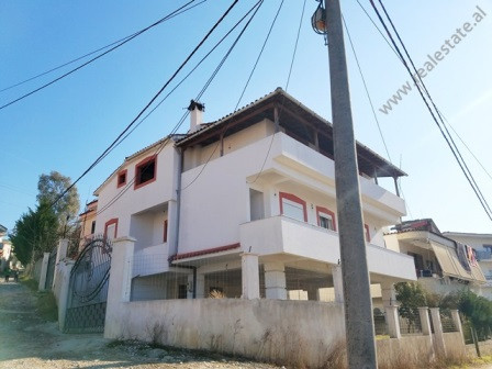 3-Storey Villa for sale in Pano Lula Street in Tirana.