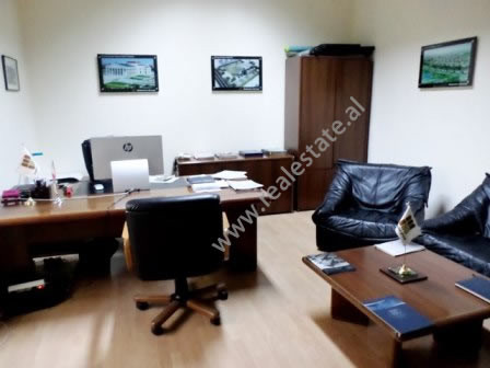 Office for rent close to Twin Towers in Tirana.