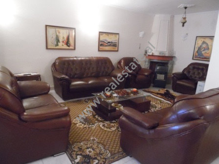Two bedroom apartment close to Vasil Shanto high school in Tirana. The apartment is situated on the