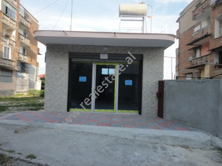 Shop for sale in Tafil Skendo Street in Kucova