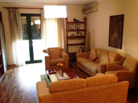 Apartment for rent in Ibrahim Rugova street in Tirana .