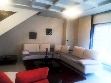 Duplex apartment for sale in Lapraka area in Tirana.