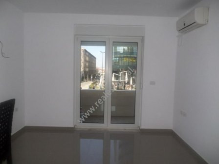 Office for rent in front of Ring center in Tirana. The apartment is situated on 2nd floor in an old