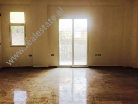 Apartment for sale close to Sotir Caci Street in Tirana.  It is situated on the 3-rd floor of a ne
