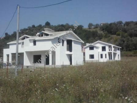 Villas for sale very close to Tirana-Elbasani Highway in Mullet village.