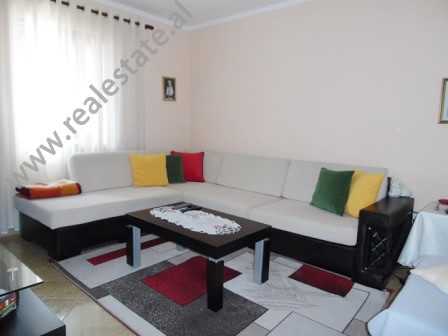 Apartment for sale close to Selvia area in Tirana It is situated on the 6-th floor of an old buildi