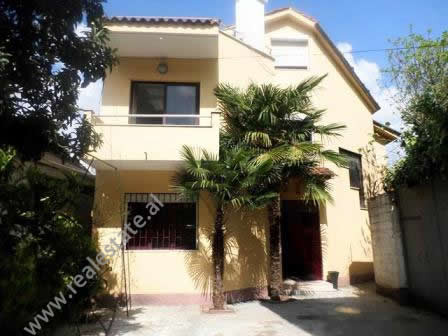 Villa for rent close to Lincoln School in Tirana.