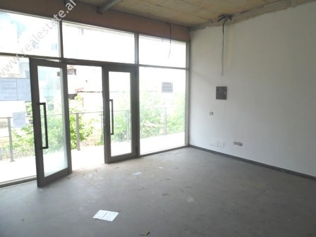 Store for sale in Dibra Street in Tirana.