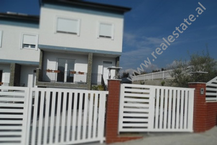 Three storey villa for sale in Lunder area in Tirana.