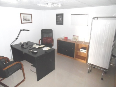 Office space for sale near Durresi Street in Tirana. The office is situated on the first floor of a