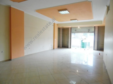 Store for rent close to Selvia area in Tirana.