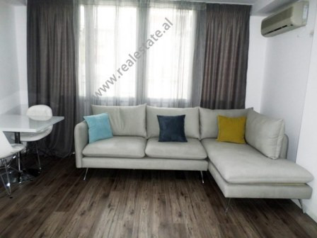 Apartment for rent in Sami Frasheri street in Tirana. The apartment is situated on 5th floor on a n