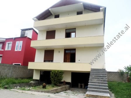 Villa for sale close to Mezez-Koder area in Tirana.