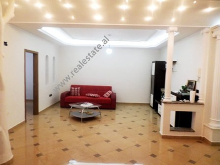 Office apartment for rent in Blloku area in Tirana. The apartment is situated on the ground floor o