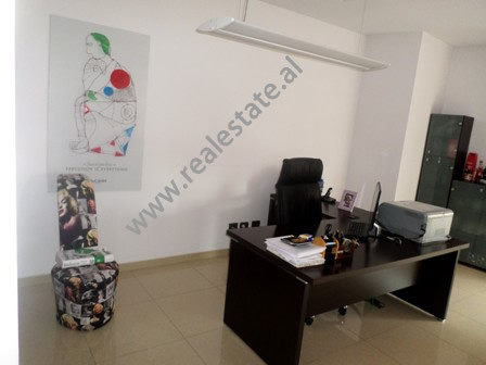 Large office for rent in Gjergj Fishta Boulevard in Tirana. The space is located on the fifth floor