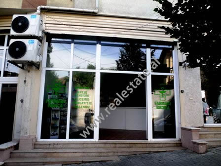 Store for rent in Fadil Rada street.