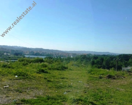 The open area is situated close to Pallati i Brigadave.