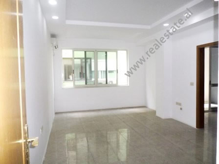 Office for rent in Blloku area in Tirana. It is situated on the 4-th floor in a new building near t
