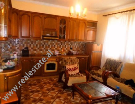 The dwelling is located in Besim Fagu street nearby Tirana Jone school.