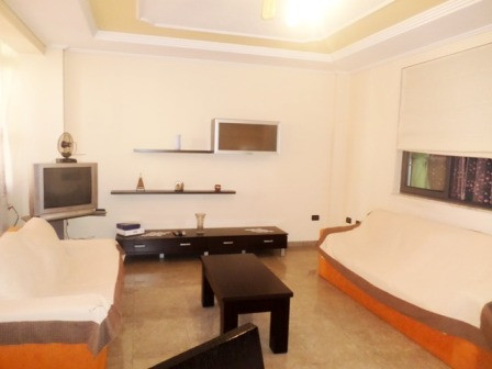 Two bedroom apartment for rent close to Poland Embassy. The apartment is situate on the 3rd floor i