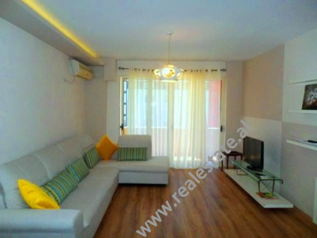 Apartment for rent in Marko Bocari Street nearby Nobis Center in Tirana.