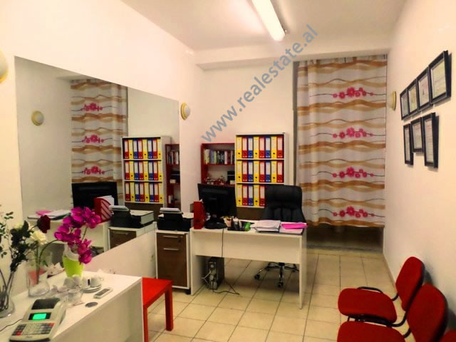 Office for rent close to Lana at Former Exhbition Albania Today.The office is situated on the first