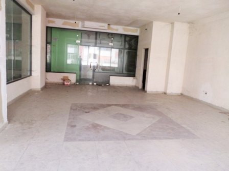 Space store for rent in Yzberisht area in Tirana.
