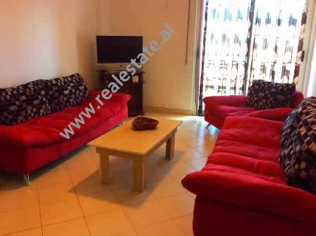 Apartment for rent close to Globe Center in Tirana.The apartment is situated on the 11th floor of a