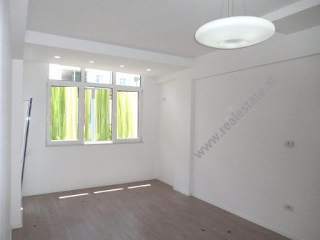 New apartment for sale nearby Faik Konica School. The building is situated on the 2nd floor of a ne