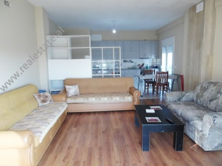 Three bedroom apartment for rent close to 3 Vellezerit Kondi Street in Tirana.