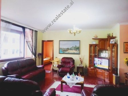 The apartment is located in Ibrahim Rugova Street nearby Taivan Complex in Tirana.