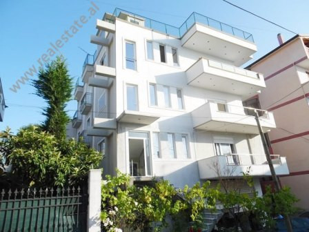 Three storey villa for sale in Oso Kuka Street in Tirana.