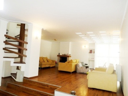 Duplex apartment for sale close te Dinamo Complex in Tirana.