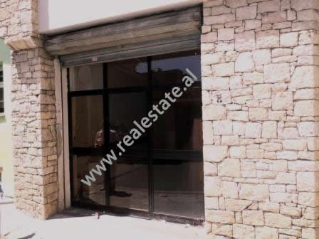 Store for rent in SUlejman Pitarka street close to Muhamet Gjollesha street.