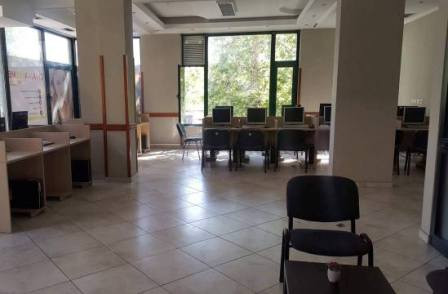 Office space for rent close to Vizion + complex in Tirana. The office is situated on the second flo