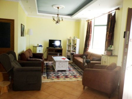 Villa for rent in Haxhi Bardhi street in Tirana.