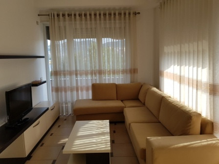 Two bedroom apartment for rent in one of the most favorite areas of Tirana, next to the Grand Park a