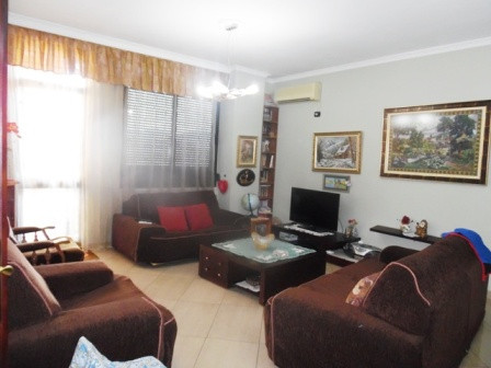 Apartment for sale in Frederik Shiroka street in Tirana.