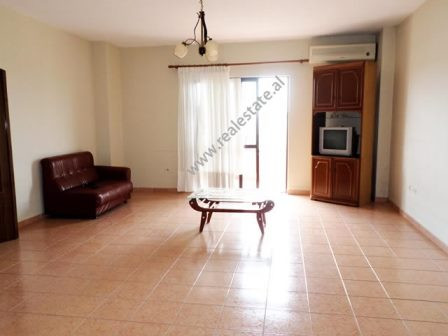 Two bedroom apartment for rent close to Tirana Center. It is situated on the 8-th floor of a new &n