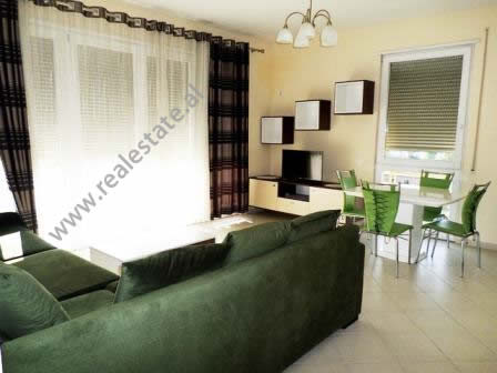 Two bedroom apartment for rent in Reshit Petrela Street in Tirana.