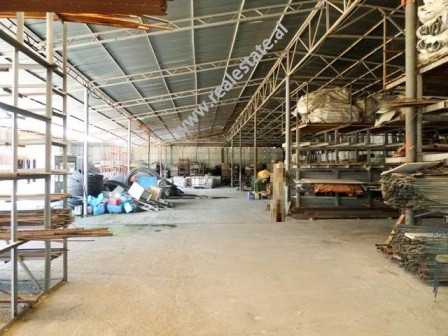 Warehouse for rent in Tirana-Durres highway - 0 km.