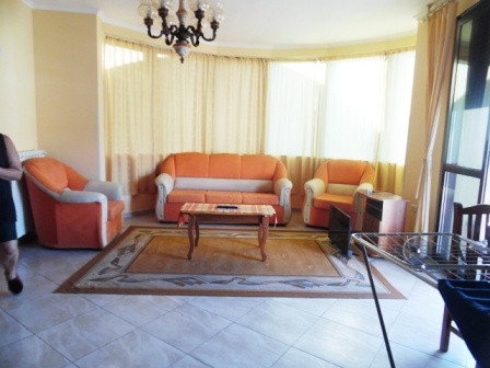 Apartment for rent in 21 Dhjetori area in Tirana.