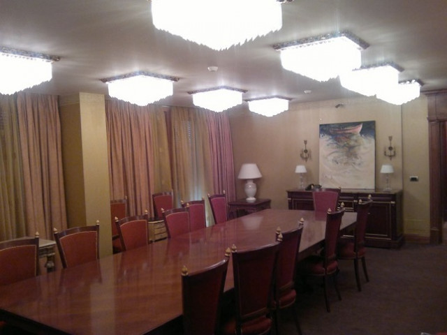 Large office space for rent in one of the most preferred areas in Tirana. The office is located ver