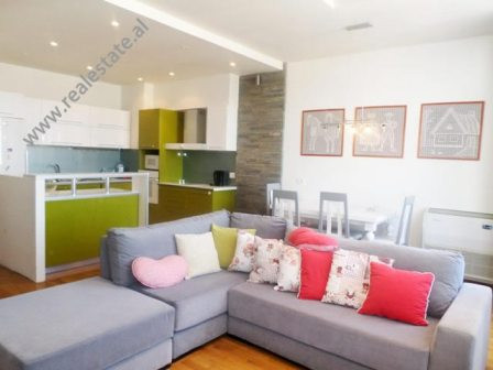 Duplex apartment for rent close to Kodra e Diellit Rezidence in Tirana.