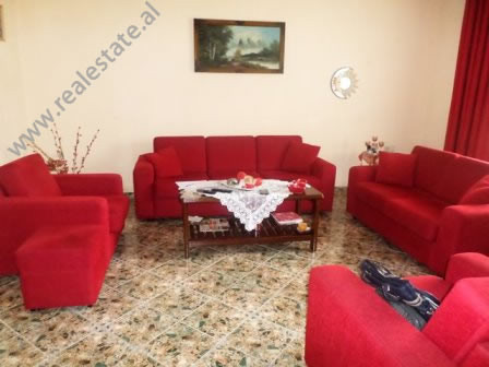 Two –storey Villa for sale close to Lapraka area in Tirana.  It has 247.40 m2 of land and 15