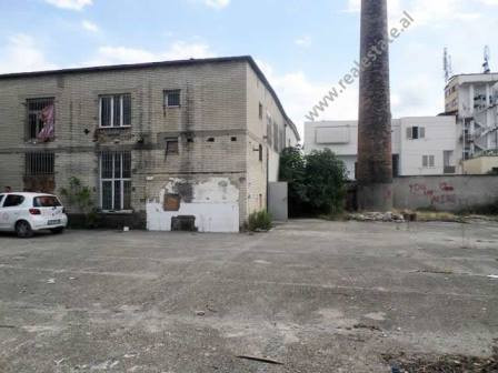 Warehouse for rent close to Ferit Xhajko Street in Tirana.