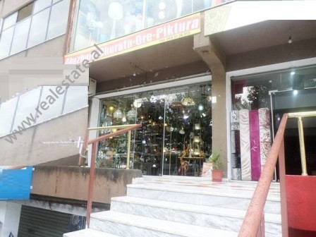 Store for sale close to Lapraka area in Tirana.