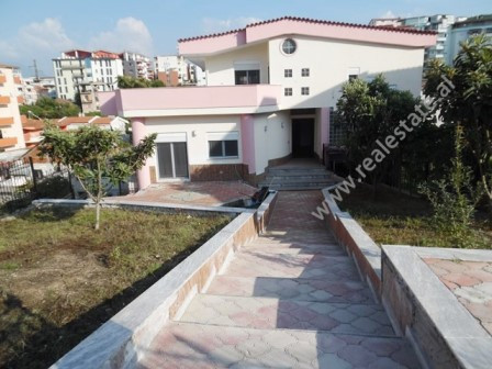 Two-storey villa for rent close to Selite Area in Tirana.