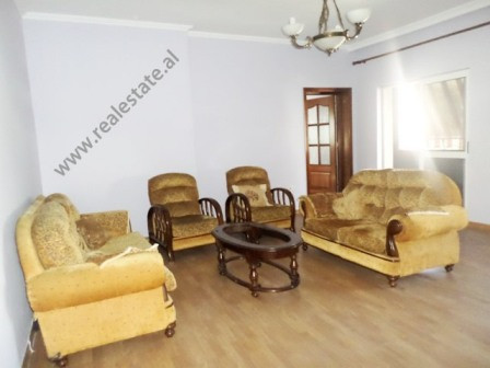 Apartment for rent close to Zogu i Zi area in Tirana. The apartment is situated on 4th floor of an