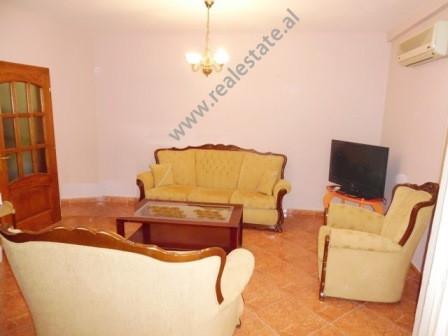 Two bedroom apartment for rent close to 21 Dhjetori area in Tirana.